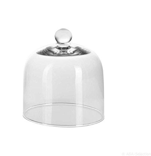 ASA 5320009 Glasglocke - Glashaube - Käseglocke - Grande Ø 11 cm