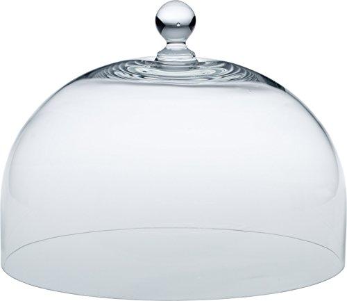 Birkmann 441453 Glashaube L Glas klar 29 x 29 x 223 cm
