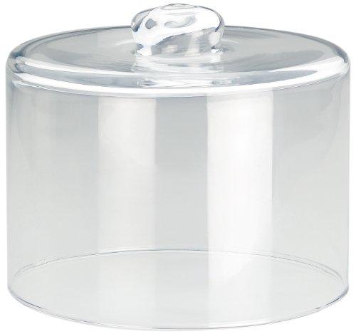 Kela 17651 Glashaube 19 cm Durchmesser 14 cm Höhe Luxus