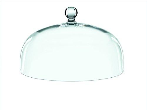 Spiegelau Nachtmann Kuchen-Torten-Glashaube Ø 30 cm Kristallglas Bossa Nova 0099529-0