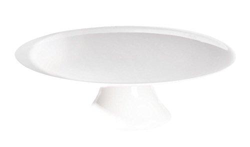 ASA 4798147 Tortenplatte - Kuchenplatte - Grande - Keramik - weiß Ø 35 cm Höhe 106 cm
