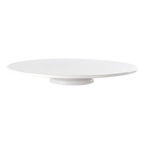 ASA 5799147 Grande Tortenplatte Keramik 350 x 350 x 30 cm weiß