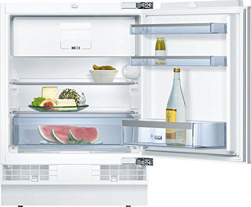 Bosch KUL15A60 Serie 6 Kühlschrank  A  140 kWhJahr  110 L Kühlteil  15 L Gefrierteil  Abtau-Automatik  ComfortLight Beleuchtung  weiß Fest montiert