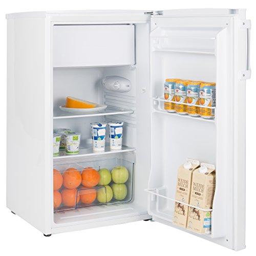 Ultratec Kühlschrank mit 4-Sterne-Tiefkühlfach 86 Liter freistehend Energieeffizienzklasse A