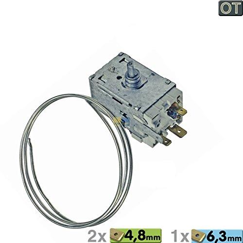 Thermostat Kühlschrank 481228238178 ersetzt in 484000008567 Bauknecht Whirlpool A13-0700R Atea