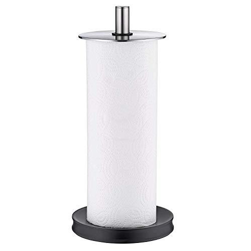 WMF Depot Küchenrollenhalter stehend 32 cm Cromargan Edelstahl Silikonfüße spülmaschinengeeignet