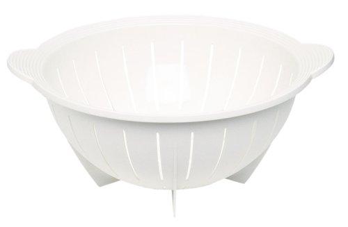 Emsa 2131281200 SeiherKüchensieb Durchmesser 28 cm Weiß Superline