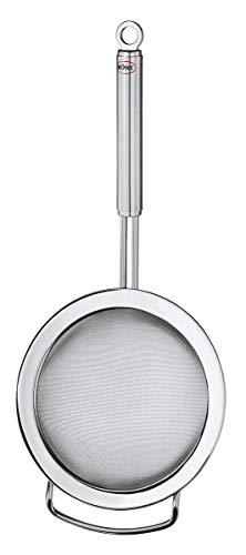 Rösle 95256 Rundgriff Küchensieb feinmaschig 16 cm Durchmesser